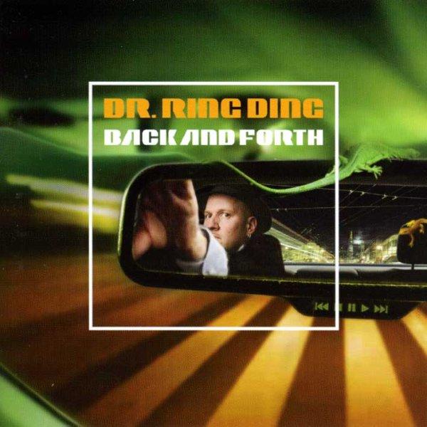 画像1: Dr. Ring Ding / Back And Forth (1)