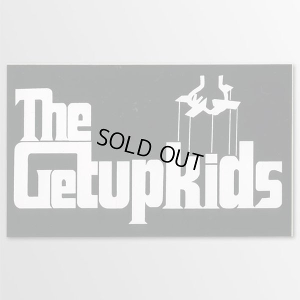 画像1: The Get Up Kids / Godfather Logo ステッカー (1)