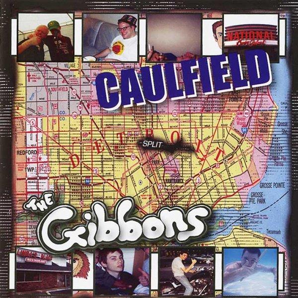 画像1: V.A. / Caulfield | Gibbons [Split] (1)