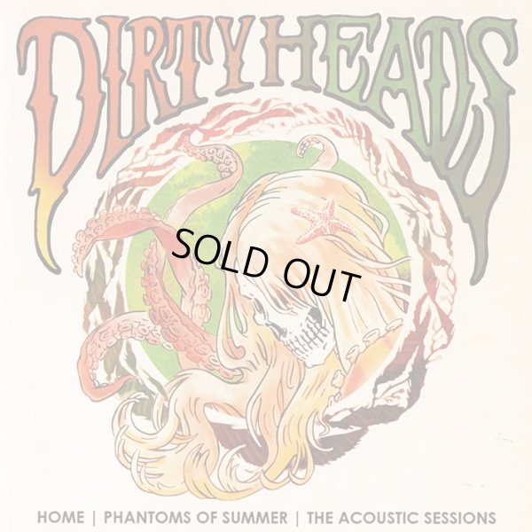 画像1: Dirty Heads /  Home | Phantoms Of Summer | The Acoustic Sessions (1)