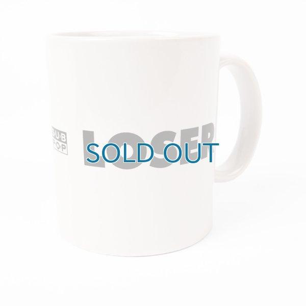 画像1: Sub Pop / Loser Coffee マグカップ WH (1)