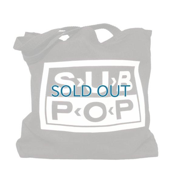 画像1: Sub Pop / Logo BK トート (1)