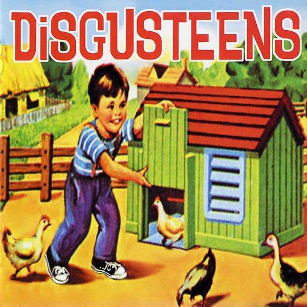 画像1: DiSGUSTEENS / DiSGUSTEENS (1)