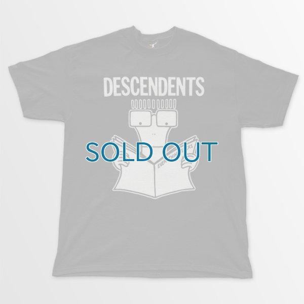 画像1: Descendents / Everything Sucks BK T/S (1)