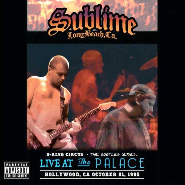 画像1: Sublime / 3 Ring Circus: Live At The Palace [CD] (1)