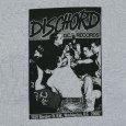 画像2: Dischord Records / 1st Dischord Shirt グレイ T/S (2)