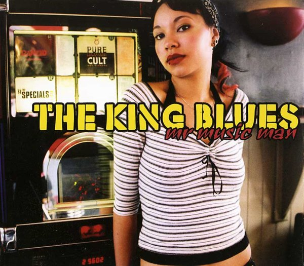 画像1: The King Blues / Mr. Music Man [CD Single] (1)