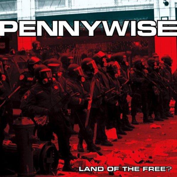 画像1: Pennywise / Land of the Free【日本盤】 (1)