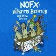画像3: NOFX / Bathtub Tour T/S (3)