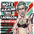 画像2: NOFX / 2015 UK Tour [Munk One] ポスター (2)