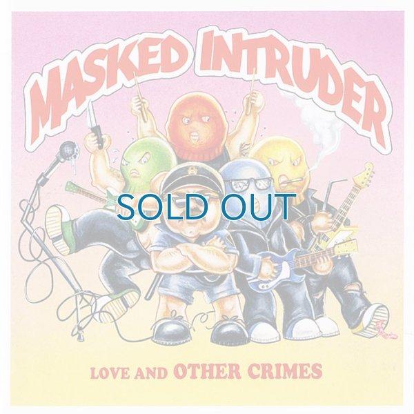 画像1: Masked Intruder / Love & Other Crimes (1)