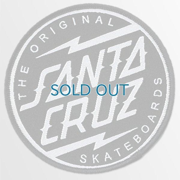 画像1: Santa Cruz / Skateboard パッチ (1)