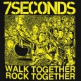 画像2: 7 Seconds / Walk Together, Rock Together T/S (2)