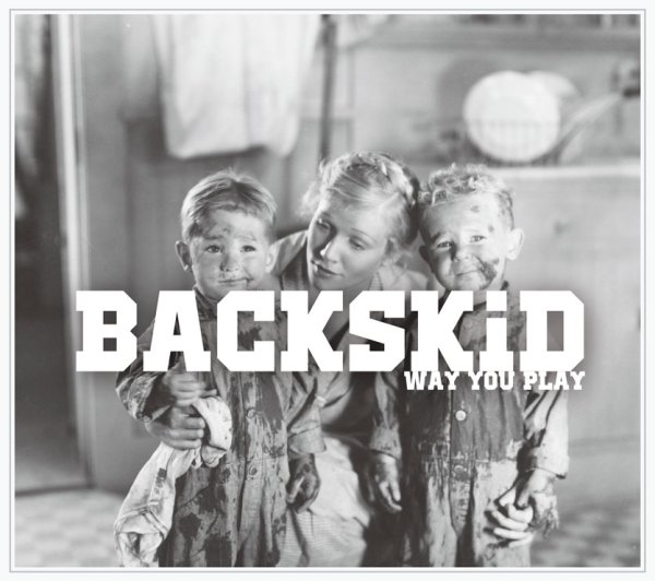 画像1: BACKSKiD / Way You Play (1)