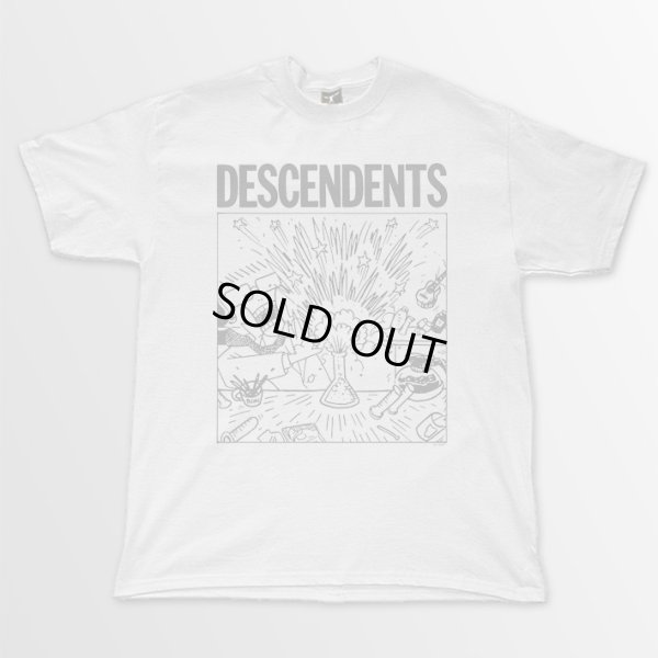 画像1: Descendents / Spazzhazard Explosion WH T/S (1)