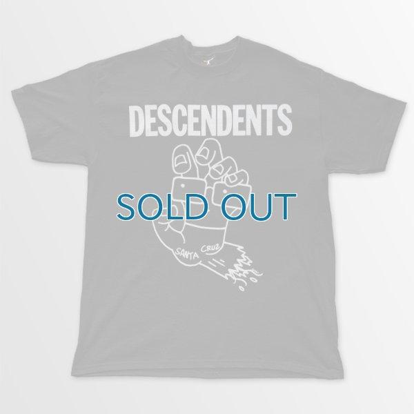 画像1: Descendents / Santa Cruz x Descendents BK T/S (1)