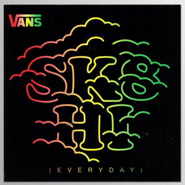 画像1: Vans Shoes / SK8HI Everyday ステッカー (1)
