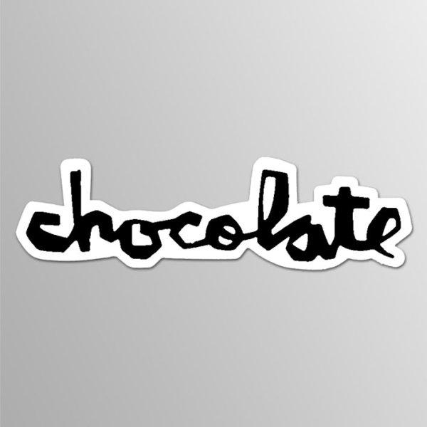画像1: Chocolate Chunk / Logo ステッカー (1)