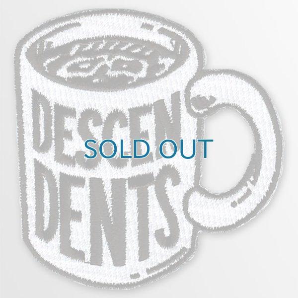 画像1: Descendents / Coffee Mug パッチ (1)