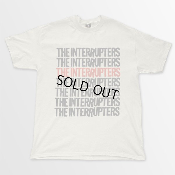 画像1: The Interrupters / Repeater ナチュラル T/S (1)