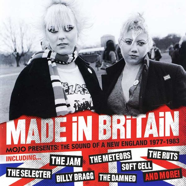 画像1: V.A. / Mojo Presents: Made In Britain - The Sound Of A New England 1977 - 1983 (1)