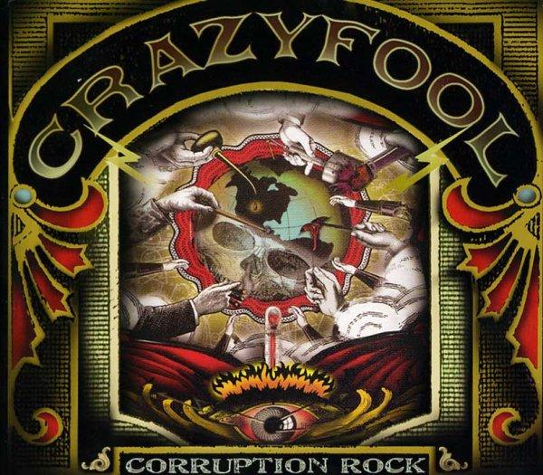 画像1: Crazy Fool / Corruption Rock (1)