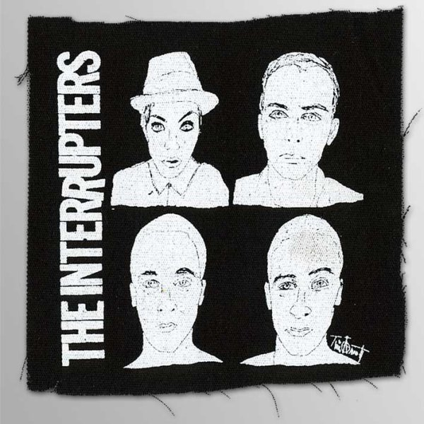 画像1: The Interrupters / Cartoon パッチ (1)