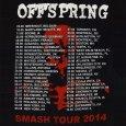 画像4: The Offspring / Smash Tour 2014 T/S (4)