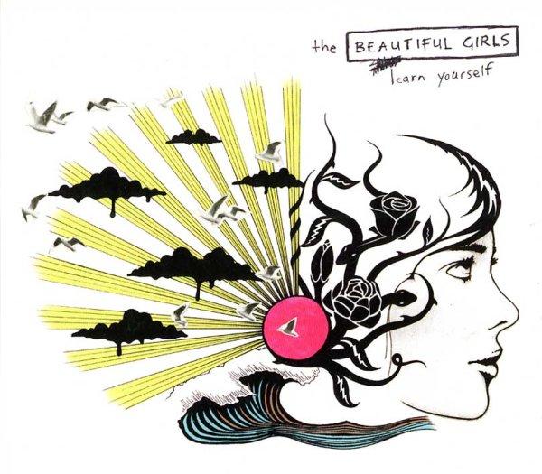 画像1: The Beautiful Girls / Learn Yourself (1)