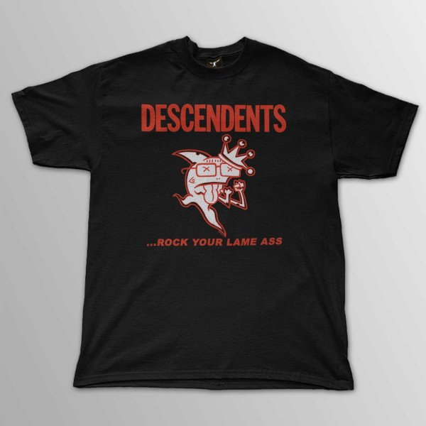 画像1: Descendents / Dallas 2017 Event T/S (1)