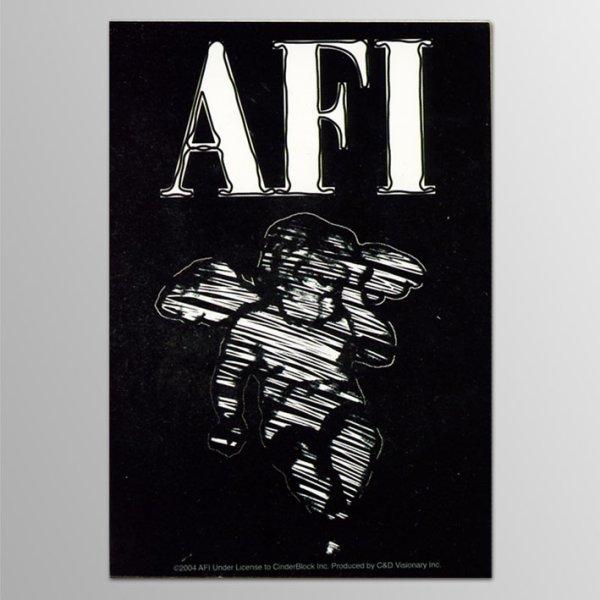 画像1: AFI  / Cherub ステッカー (1)
