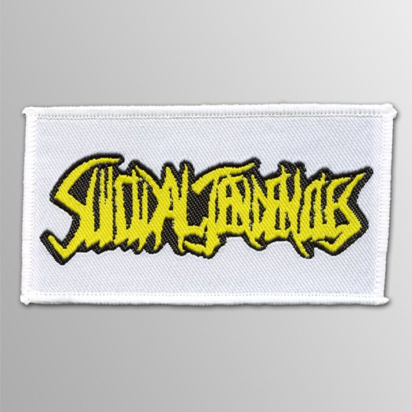 画像1: Suicidal Tendencies / Logo パッチ (1)