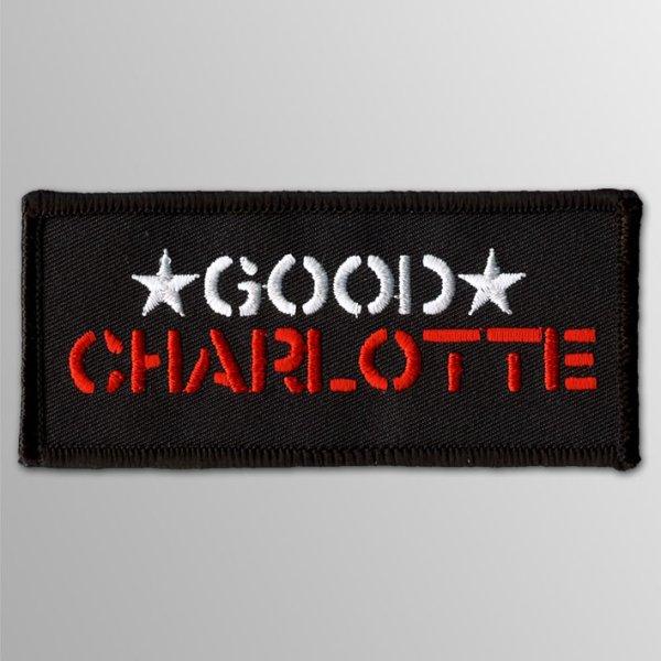 画像1: Good Charlotte / Star パッチ (1)