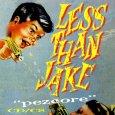 画像2: Less Than Jake / Pezz Core ポスター [Dill Records] (2)