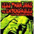 画像2: Less Than Jake /  Denver 2009 ポスター [w/ The Expednables, The Flatliners] (2)