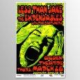 画像1: Less Than Jake /  Denver 2009 ポスター [w/ The Expednables, The Flatliners] (1)