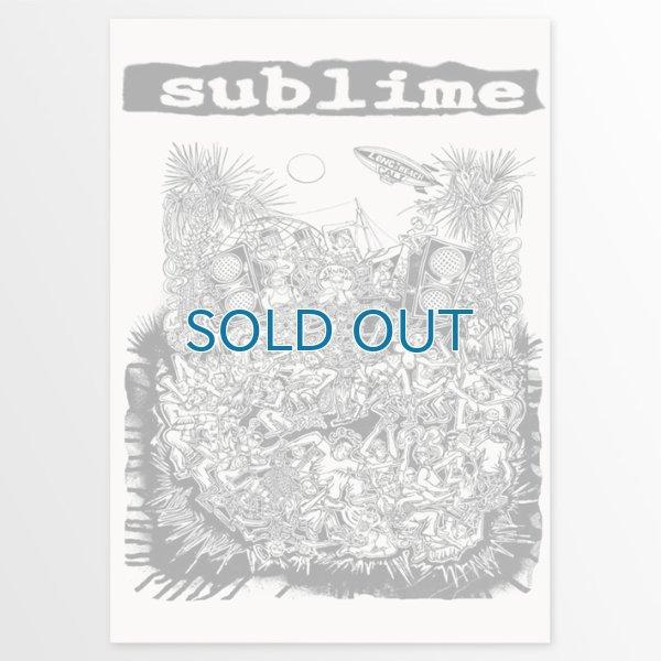 画像1: Sublime / What I Got ポスター (1)