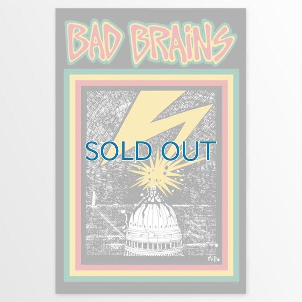 画像1: Bad Brains / Capitol (61 x 91.5) ポスター (1)