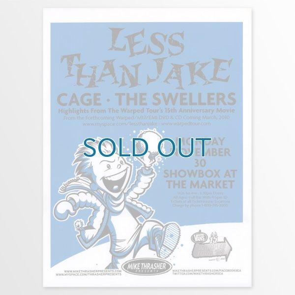 画像1: Less Than Jake / Live At The Market Concert ポスター (1)