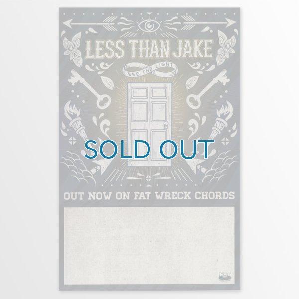 画像1: Less Than Jake / See The Light ポスター (1)