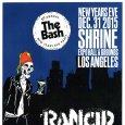 画像2: Rancid / Shrinw, LA 2015 ポスター [w/ MM Bosstones, OFF!!, The Interrupters] (2)