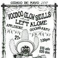 画像2: Voodoo Glow Skulls / The Concert Lounge 2017 ポスター  [w/ Leftalone, Applekore, Goon's Army] (2)
