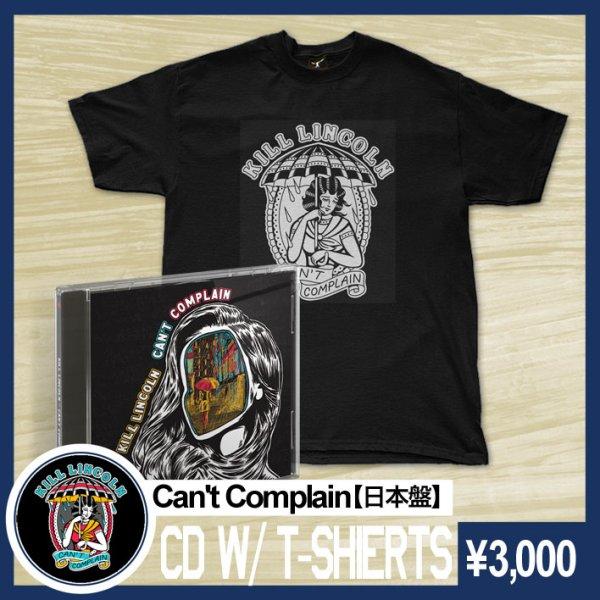 画像1:  Kill Lincoln / Can't Complain【日本盤】+Tシャツ (1)