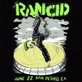 画像2: Rancid / San Pedro 2019 Tour T/S (2)