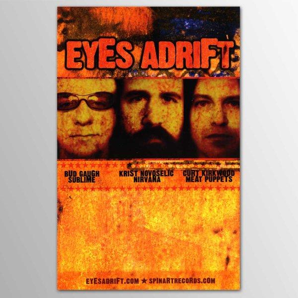 画像1: Eyes Adrift / BAND ポスター (1)