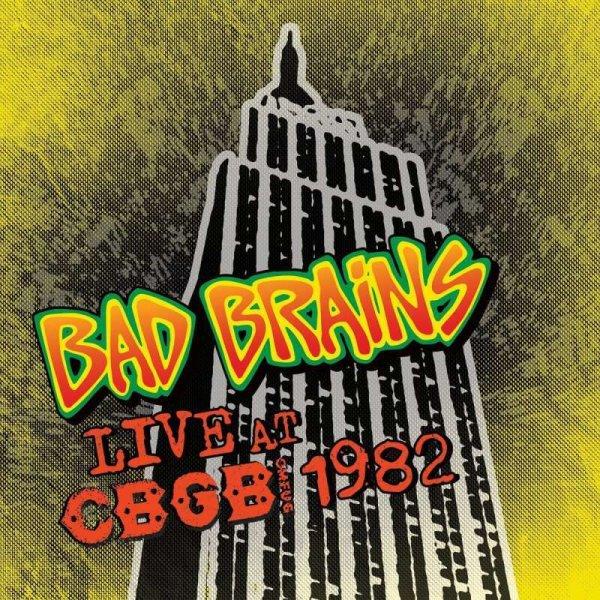 画像1: Bad Brains / Live CBGB 1982【Limited Edition/Black Vinyl】 [12inch アナログ] (1)