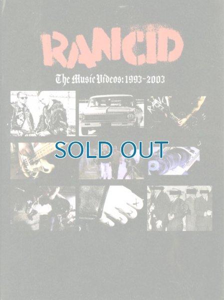 画像1: Rancid / Music Videos: 1993-2003 (1)