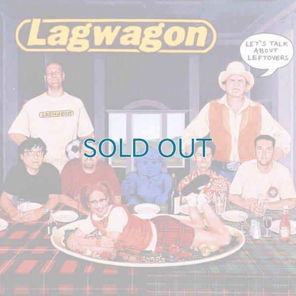 画像1: Lagwagon / Let's Talk About Leftovers (1)