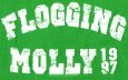画像2: Flogging Molly / College T/S (2)