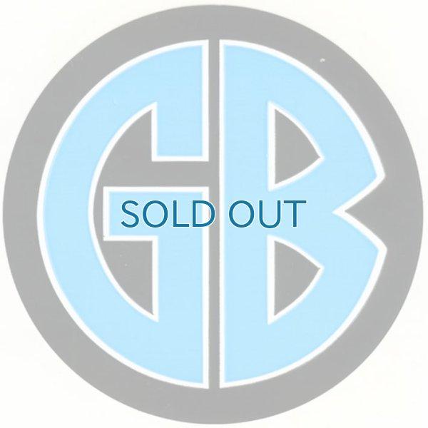 画像1: Gorilla Biscuits / Blue Logo ステッカー (1)